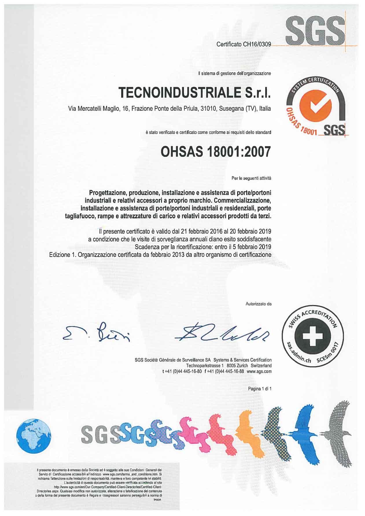 Certificato-OHSAS-18801-Tecnoindustriale-2020