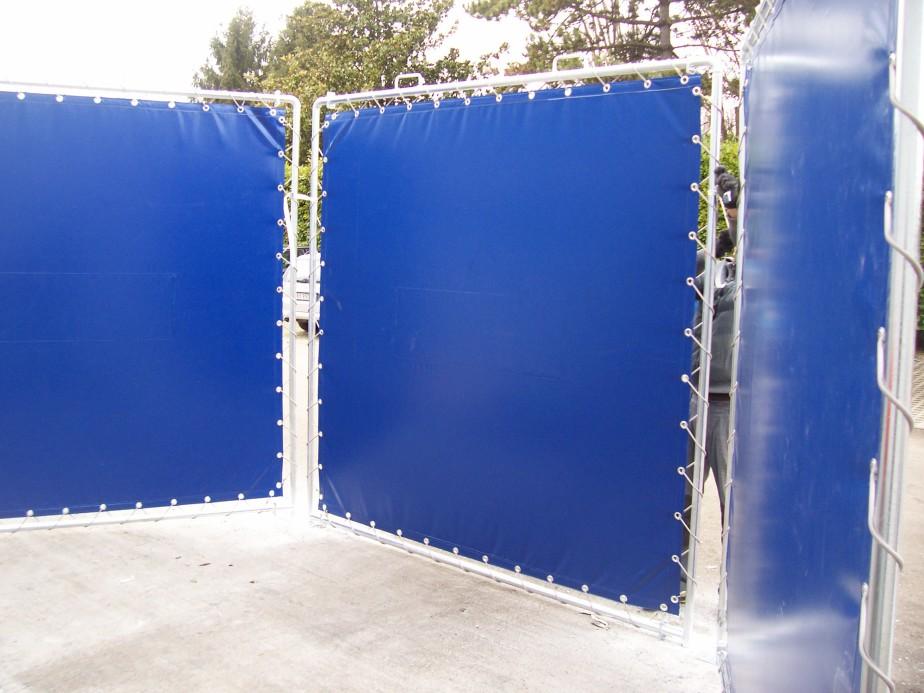 Tamponamenti PVC mobili