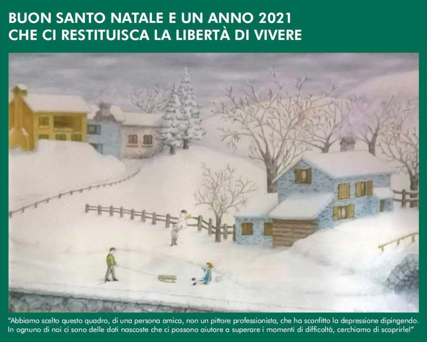 Buon Natale anno 2020